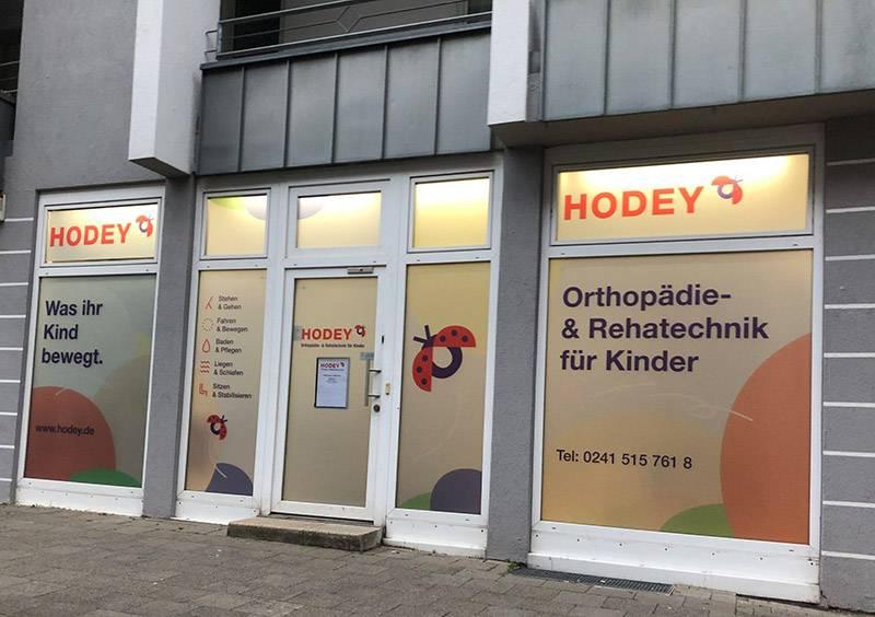 Orthopädie- und Rehatechnik für Kinder