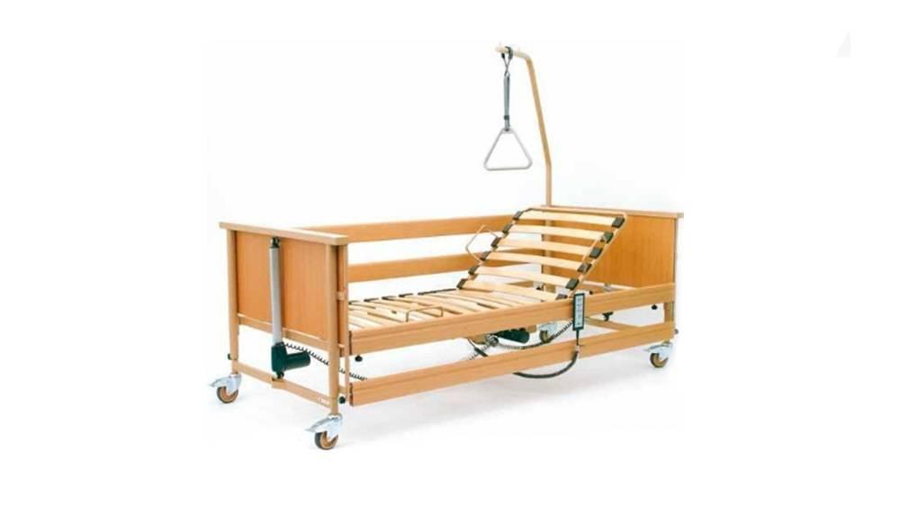 Standard-Pflegebett