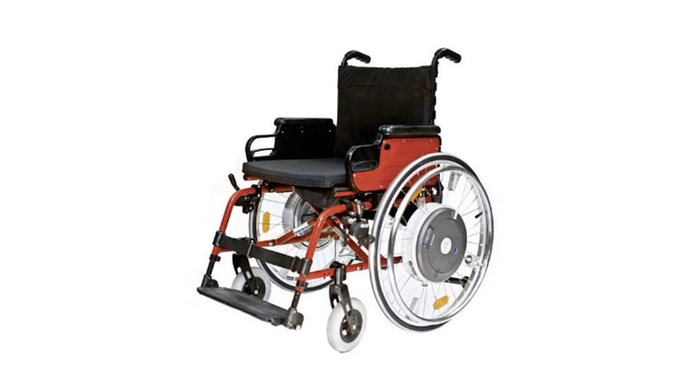 Rollstuhl Aufsteckantrieb